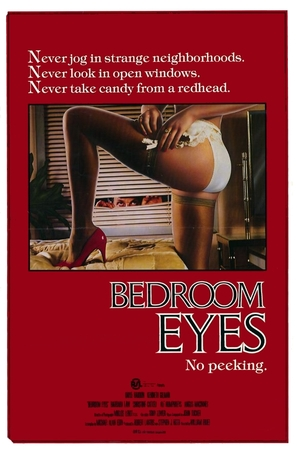 Bedroom Eyes - Movie Poster (thumbnail)