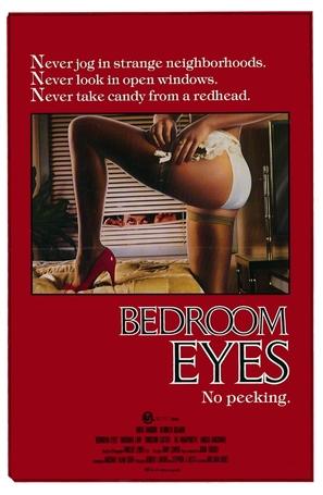 Bedroom Eyes - Movie Poster (thumbnail)
