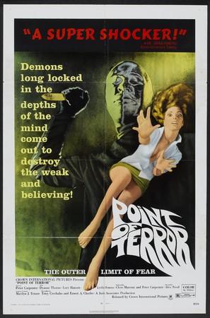 Point of Terror - Movie Poster (thumbnail)