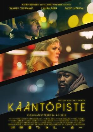 Kääntöpiste - Finnish Movie Poster (thumbnail)