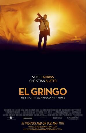 El Gringo - Movie Poster (thumbnail)