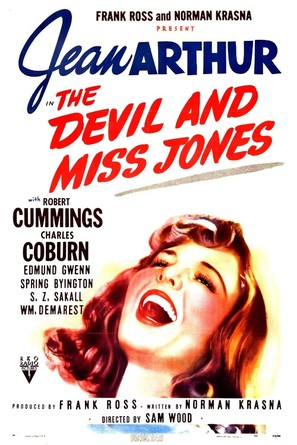 The Devil and Miss Jones - Movie Poster (thumbnail)