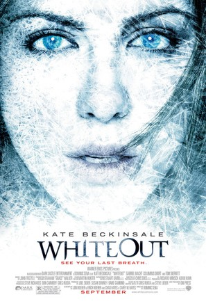 Whiteout - Movie Poster (thumbnail)