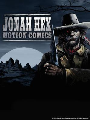 """Jonah Hex: Motion Comics"" - Movie Poster (thumbnail)"