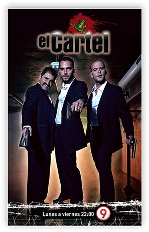 """El cartel de los sapos"" - Colombian Movie Poster (thumbnail)"