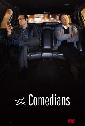"""""""The Comedians"""""""