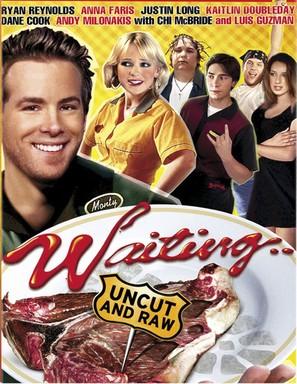 Waiting - DVD movie cover (thumbnail)