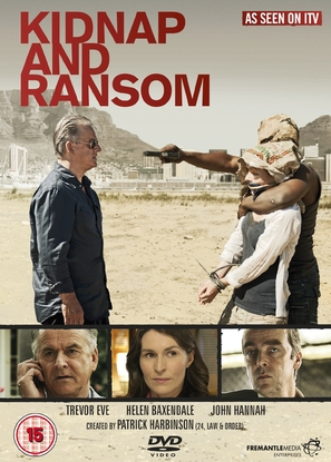 """Kidnap and Ransom"" - British DVD movie cover (thumbnail)"