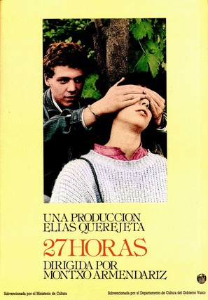 27 horas - Spanish Movie Poster (thumbnail)