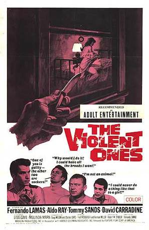 The Violent Ones - Movie Poster (thumbnail)