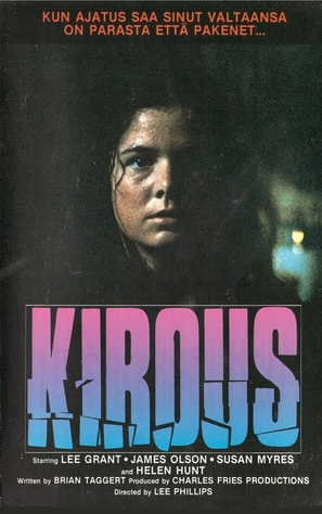 The Spell - Finnish VHS movie cover (thumbnail)