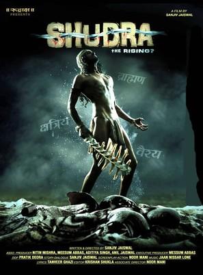Shudra the Rising - Indian Movie Poster (thumbnail)