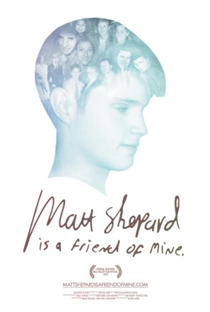 Matt Shepard Is a Friend of Mine - Movie Poster (thumbnail)