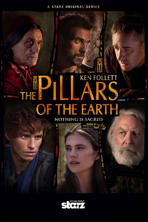 """The Pillars of the Earth"" - Movie Poster (thumbnail)"
