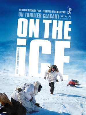 On the Ice - French Movie Poster (thumbnail)