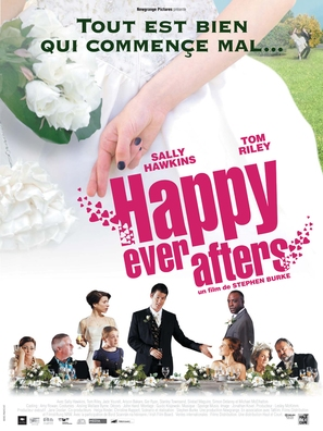 Happy Ever Afters - French Movie Poster (thumbnail)