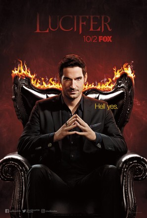 Lucifer 2015 Tv Posters