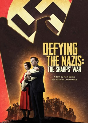 Defying the Nazis: The Sharps' War - Movie Poster (thumbnail)