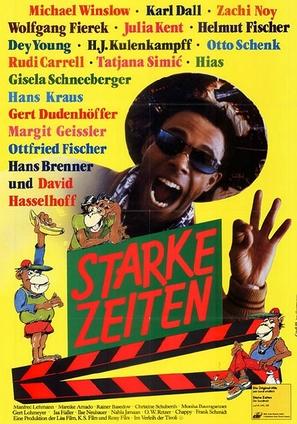 Starke Zeiten - German Movie Poster (thumbnail)