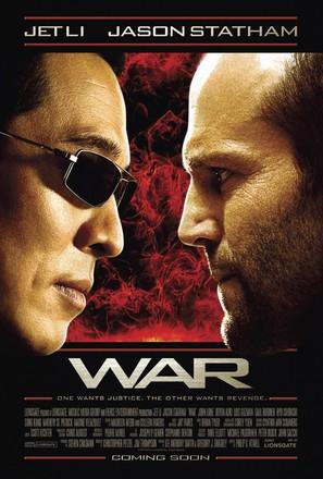 War - Movie Poster (thumbnail)