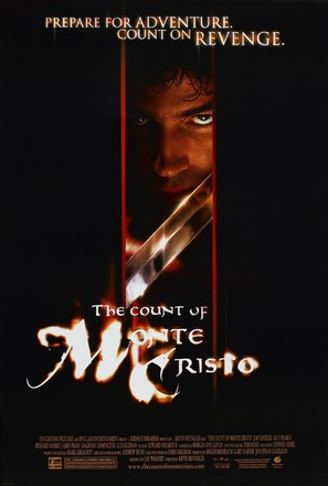 The Count of Monte Cristo - Movie Poster (thumbnail)