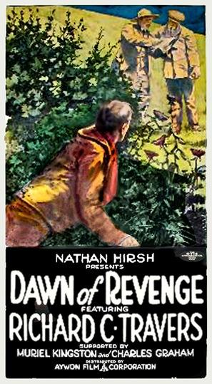 Dawn of Revenge - Movie Poster (thumbnail)