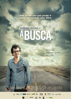 A Busca - Brazilian Movie Poster (thumbnail)