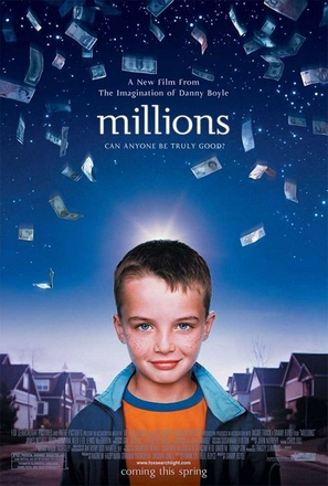 Millions - British Movie Poster (thumbnail)
