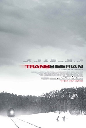 Transsiberian - Movie Poster (thumbnail)