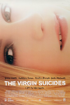 The Virgin Suicides - Movie Poster (thumbnail)