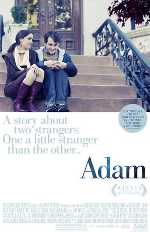 Adam - Movie Poster (thumbnail)