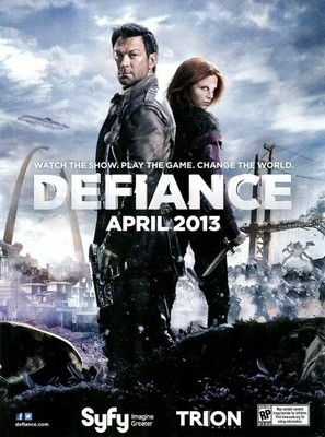 """""""Defiance"""" - Movie Poster (thumbnail)"""