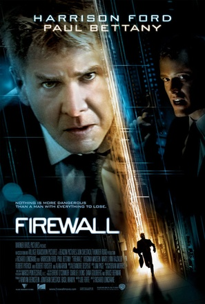 Firewall - Movie Poster (thumbnail)
