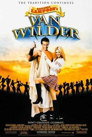 Van Wilder - Movie Poster (thumbnail)