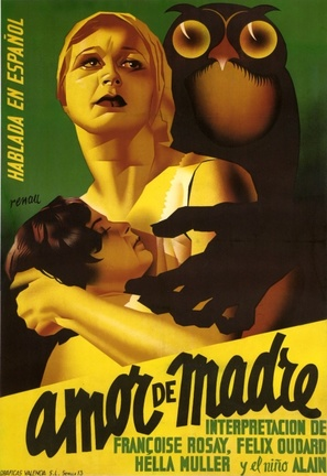 Maternité - Spanish Movie Poster (thumbnail)