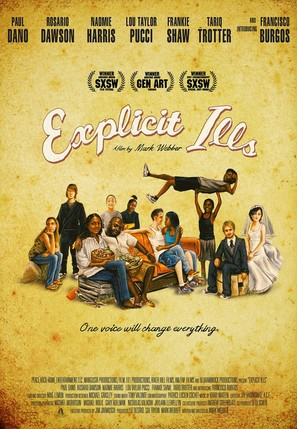 Explicit Ills - Movie Poster (thumbnail)