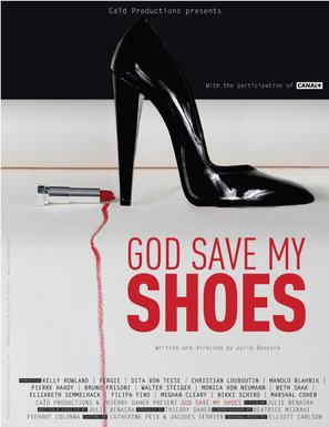 God Save My Shoes - Movie Poster (thumbnail)