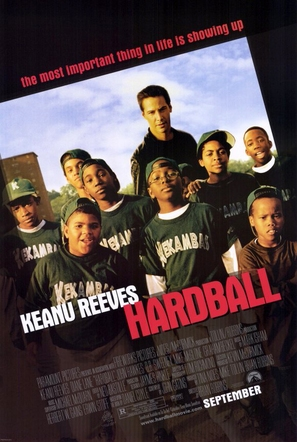 Hard Ball - Movie Poster (thumbnail)
