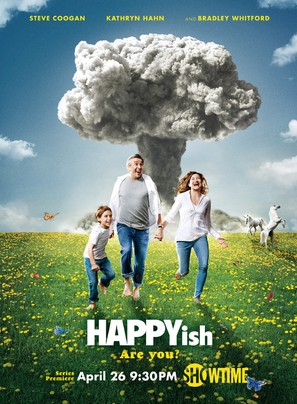 """Happyish"" - Movie Poster (thumbnail)"