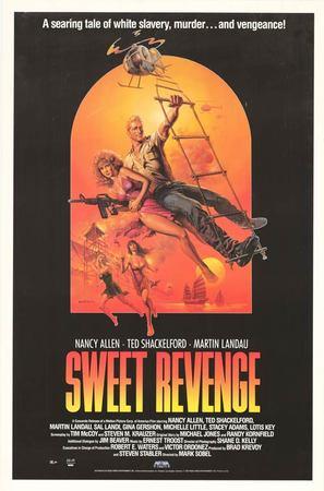 Sweet Revenge - Movie Poster (thumbnail)