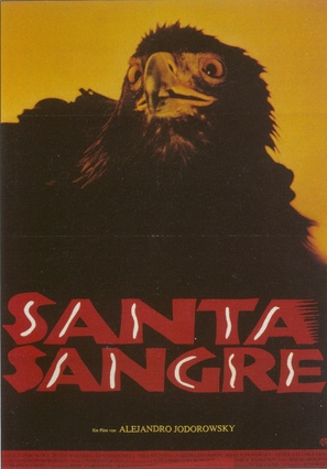 Santa sangre - German Movie Poster (thumbnail)