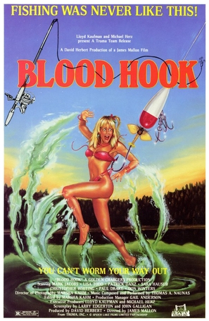 Blood Hook - Movie Poster (thumbnail)