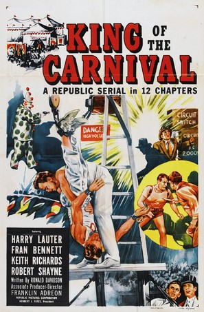 King of the Carnival - Movie Poster (thumbnail)