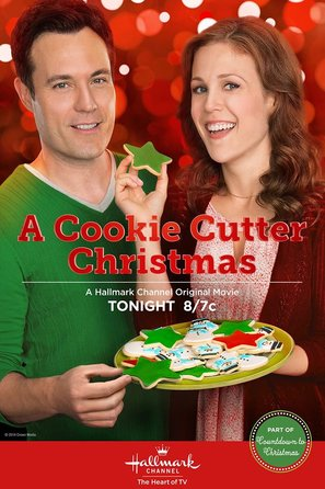 A Cookie Cutter Christmas - Movie Poster (thumbnail)