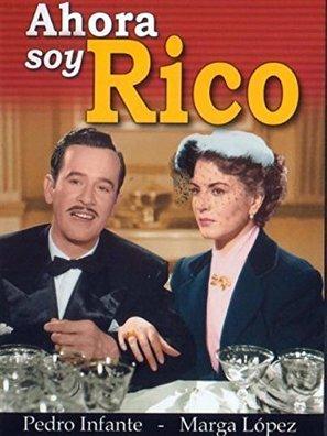 Ahora soy rico - Mexican Movie Cover (thumbnail)