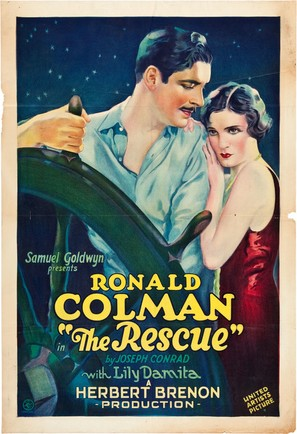 The Rescue - Movie Poster (thumbnail)