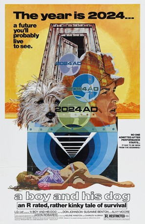 A Boy and His Dog - Movie Poster (thumbnail)