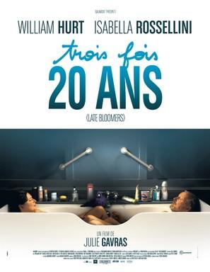 Trois Fois 20 Ans - French Movie Poster (thumbnail)