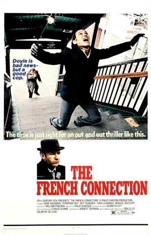 The French Connection - Movie Poster (thumbnail)
