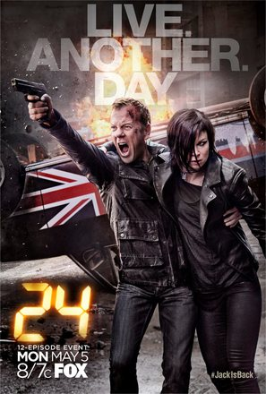 """24: Live Another Day"" - Movie Poster (thumbnail)"